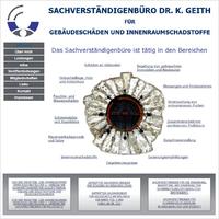 Sachverständigenbüro Dr. K. Geith in Gaimersheim