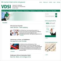 VDSI - Verband für Sicherheit, Gesundheit und Umweltschutz bei der Arbeit