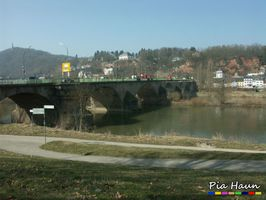 Betonsanierung der Kaiser-Wilhelmbrücke | Trier, Foto: © Ingenieurbüro Pia Haun, Trier