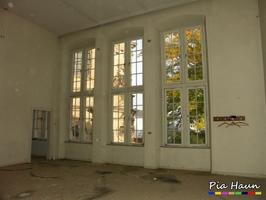 Bleihaltiger Fensteranstrich, Foto: © Ingenieurbüro Pia Haun - Trier
