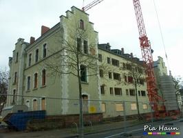 Genralsanierung eines ehemaligen Kasernengebäudes  | Arbeiten im kontaminierten Bereich | Trier, Foto: © Ingenieurbüro Pia Haun - Trier