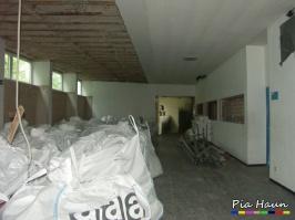 Schulgebäude in Trier | Sanierung der Fachklassen Arbeiten im kontaminierten Bereich, Foto: © Ingenieurbüro Pia Haun - Trier
