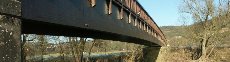 Brücke - Foto: © Ingenieurbüro Pia Haun - Trier