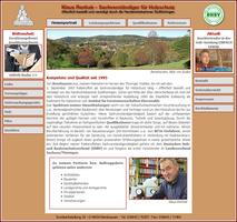 Sachverständiger für Holzschutz Klaus Renhak in Benshausen