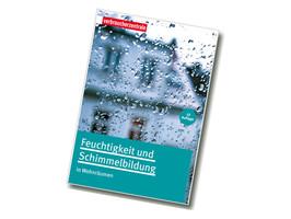 Cover | Feuchtigkeit und Schimmelbildung in Wohnräumen