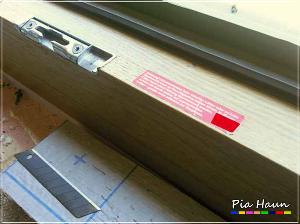 Abb. 6 | Hinweis zum Lüften und Abführen von Baufeuchte während der Bauphase