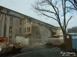 Berufsbildende Schule   Rückbau, Umbau und Erweiterung sowie Arbeiten im kontaminierten Bereich, Foto: © Ingenieurbüro Pia Haun - Trier