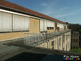 PAK-haltige Abdichtung einer Loggia, Foto: © Ingenieurbüro Pia Haun - Trier