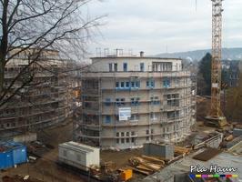 Neubau von 120 Wohneinheiten | Trier, Foto: © Ingenieurbüro Pia Haun - Trier