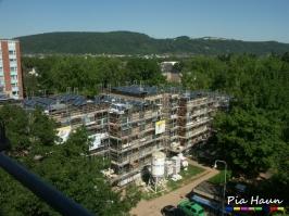 Wohngebiet in Trier | energetische Sanierung | Arbeiten gemäß TRGS 519 | Trier, Foto: © Ingenieurbüro Pia Haun - Trier