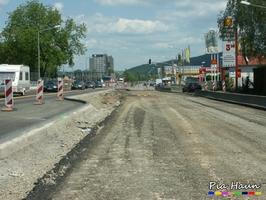 Ausbau der Zurmaienerstraße | Trier, Foto: © Ingenieurbüro Pia Haun - Trier