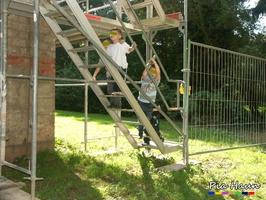 Baustellennachwuchs: Bob - die Baumeister,  Foto: © Ingenieurbüro Pia Haun - Trier