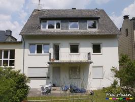 Dacheindeckung | fest gebundener Asbest, Foto: © Ingenieurbüro Pia Haun - Trier