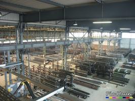 Fa. Thyssen Schulte  |  Sanierung der Hallen 1 bis 5, bei laufendem Betrieb  | Völklingen, Foto: © Ingenieurbüro Pia Haun, Trier