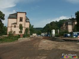 Neubau der B 422 | Trier-Ehrang, Foto: © Ingenieurbüro Pia Haun, Trier