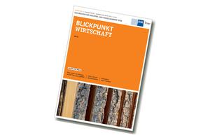 BLICKPUNKT Wirtschaft | IHK Trier | Titelseite der Ausgabe Januar 2015